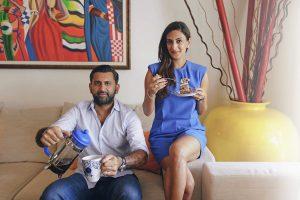 Love Story: Shireena & Ashish Manchharam