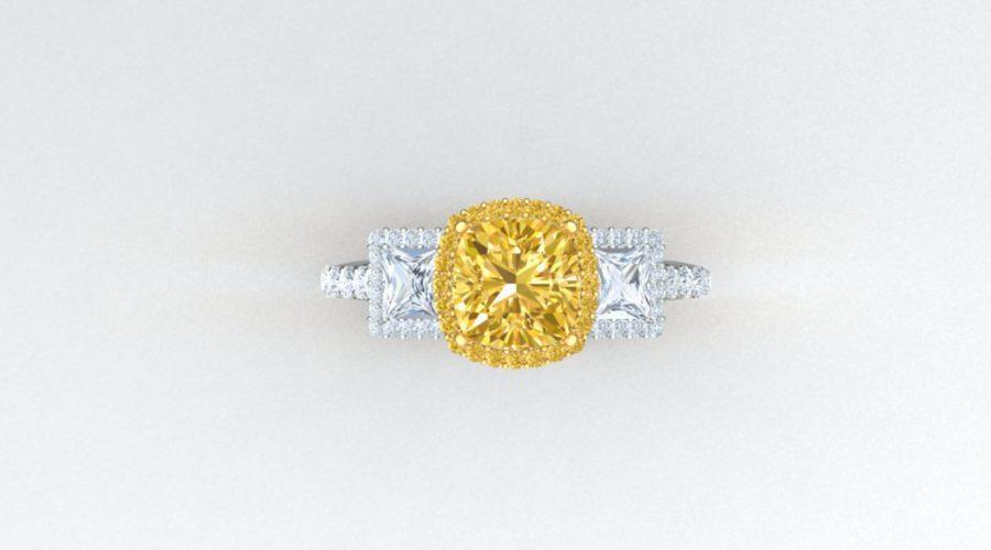 THE CANARY DIAMOND CHAMPIONS WOMEN EMPOWERMENT